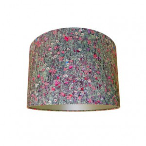 Liberty Art Fabrics Floral Mawston Meadow Pollen Fabric Drum Lampshade 03943155B